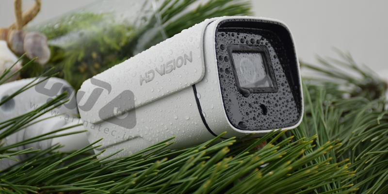 نصب دوربین مداربسته ضد آب در رویان