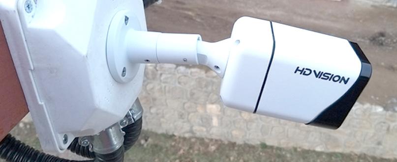 نصب دوربین مداربسته در مرزن آباد
