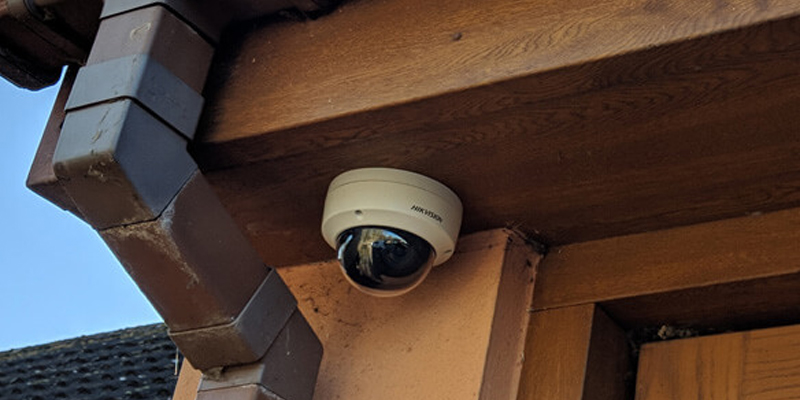 دوربین مداربسته هایک ویژن در چالوس